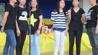 Secret Love Song: ENHS Teachers' Cover