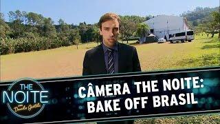 The Noite (20/05/16) - Léo Lins investiga o Bake Off Brasil