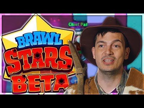 BRAWL STARS! NEW Supercell Game - GAMEPLAY & DOWNLOAD!