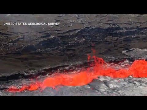 Hawaii s Kilauea volcano eruption forces evacuations