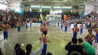 Limay Elementary School Street Dancing