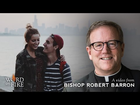 Xxx Mp4 Bishop Barron On Sex Love And God 3gp Sex
