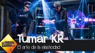 Descubre a 'Tumar KR', el grupo cuya elasticidad te pondrá los pelos de punta - El Hormiguero 3.0