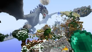 Minecraft Xbox - Dragons Realm - Michael Myres Map