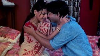 Wife cries for Husband's Love - Samparka New Bengali Movie Scene | Pamela Mondal