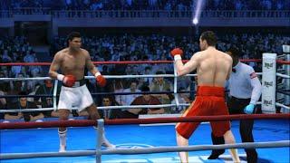 Fight Night Champion - Muhammad Ali vs Vitali Klitscho