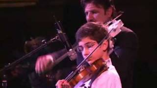 Bijan Mortazavi and Aryo Nazaradeh Playing East West Harmony at the Orpheum Theater