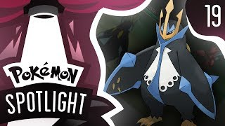 """POKEMON SPOTLIGHT: EMPOLEON!"" #19 Pokemon Ultra Sun & Moon! UU Showdown Live w/PokeaimMD"