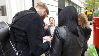 James Arthur in London 15 04 2017 (2)