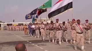 أقوى فيديو من عدن اليمن اليوم عرض عسكري