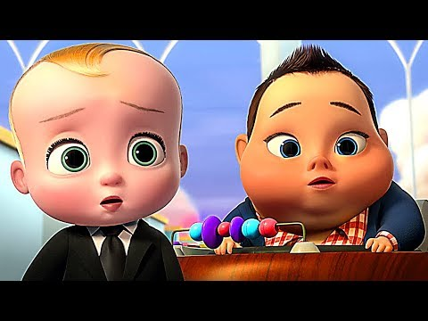 THE BOSS BABY Back in Business 4 Minutes Clip NEW Animation 2018