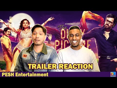 The Dirty Picture Trailer Reaction & Review | PESH Entertainment