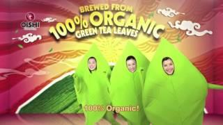 Osihi Green Tea TVC