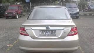 Dijual Mobil Bekas Honda City 2004