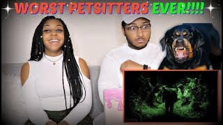 """Mr.Nightmare """"3 Scary True Dog Sitting Horror Stories"""" REACTION!!!"""