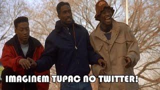 Ator do Filme Juice fala sobre Tupac