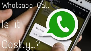 Whatsapp Calling Charges - Is it Costly..? 🔥🔥
