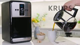 Krups Savoy Coffee Maker with Aroma Tube EC415