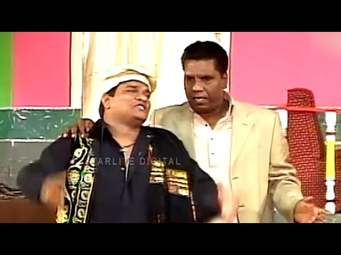 Best Of Amanat Chan and Megah New Pakistani Stage Drama Full Comedy Funny Play