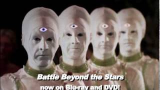 Battle Beyond The Stars - DVD &  Blu-ray Trailer