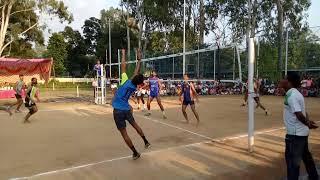 HARIDWAR VS ONGC!! VOLLEYBALL CHAMPIONSHIP SEMIFINALS!! MUST WATCH!!