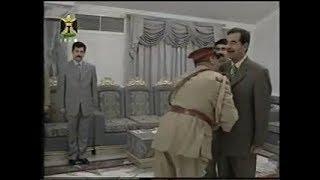 السيد الرئيس القائد صدام حسين يهنئ ويشكر أخوانه المقاتلين في القوات المسلحة الباسلة