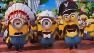 La cancion de los Minion s Banana Mix ft Papaya