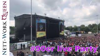90er Live Party in Oberhausen