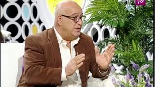 الفنان نبيل المشيني وغسان المشيني يتحدثان عن حارة ابو عواد