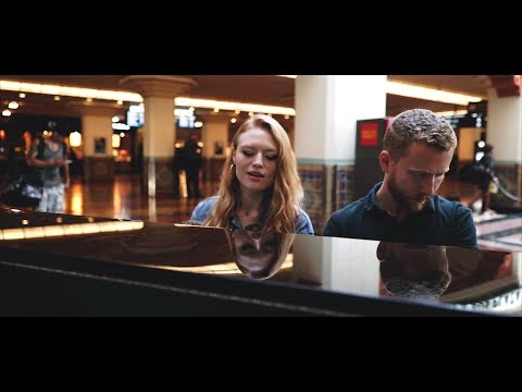 Secret Piano Sessions: Freya Ridings x JP Saxe (Wildest Moments Cover - Jessie Ware)