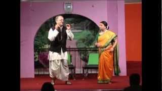 marathi natak MORUCHI MAVSHI clip 4
