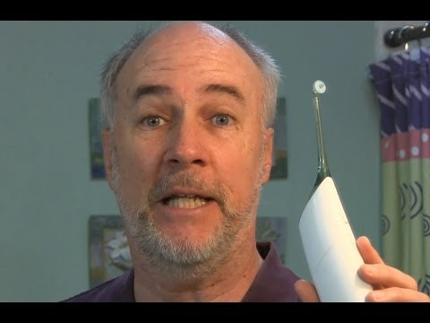 Sonicare Airfloss Review floss with air EpicReviewGuys CC