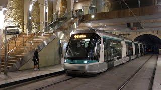 Tramway de Paris - Ligne T6 - Prolongement à Viroflay