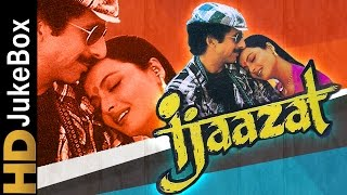 Ijaazat (1987) | Full Video Songs Jukebox | Rekha, Anuradha Patel, Naseeruddin Shah