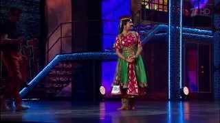Maar Dala | Devdas | Kathak dance by Svetlana Tulasi SYTYCD Russia