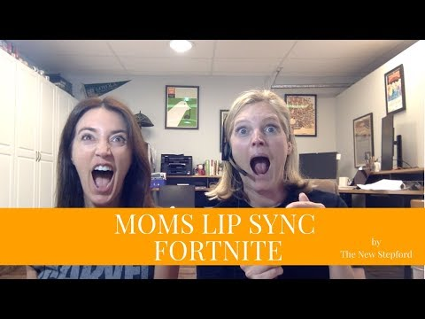Xxx Mp4 Moms Lip Sync To Their Kids Playing FortNite 3gp Sex