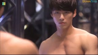 Nam Goong Min _ ABS SHIRTLESS