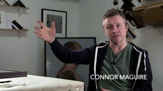 The Arts Show - Connor Maguire Irish Artist