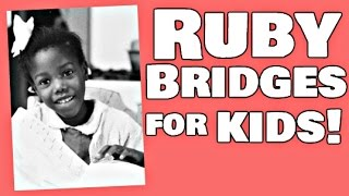 Ruby Bridges for Kids | Social Studies Story Video for Children