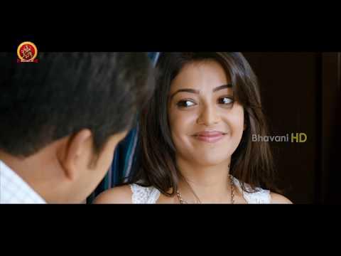 Kajal and Vijay Romantic Love Scene - Thuppakki Movie Scenes