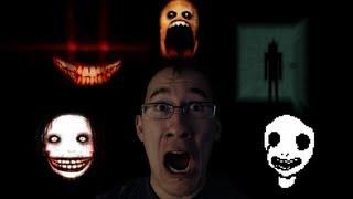 Random Horror Reaction Compilation