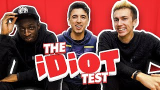 THE IDIOT TEST w/ MINIMINTER & TBJZL