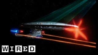 NASA Fact-Checks Star Trek
