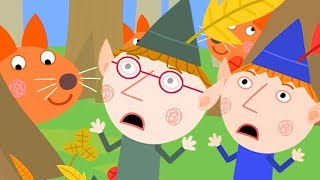 Ben and Holly's Little Kingdom   Squirrel Disaster   1Hour   HD Cartoons for Kids