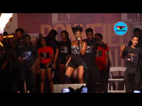 Xxx Mp4 Ebony Performs 'Poison' At Bonyfied Soloku Concert 3gp Sex