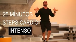 25 MINUTOS STEPS-CARDIO INTENSO
