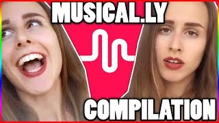 MUSICAL.LY COMPILATION #3 - I miei musically