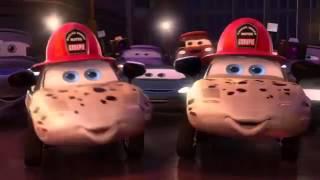 Cars Toon   Martin Le Grand  Martin le pompier  en Française
