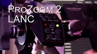 Canon XA35 & Canon G40 - LANC Remote Control