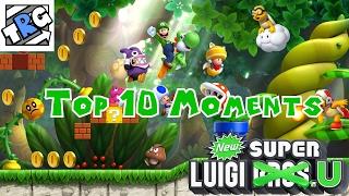 TheRunawayGuys - New Super Luigi U Top 10 Moments